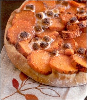 Sweet Potato Pizza 3